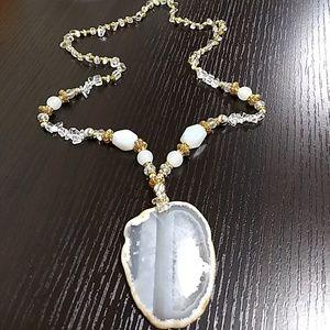 🎄🎁 Necklace & Earrings